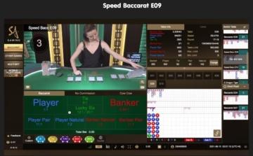 24K Live Casino Baccarat