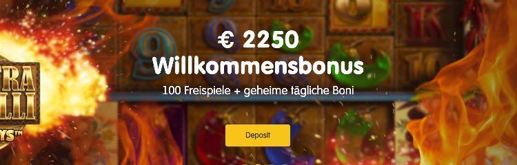 24K Casino Willkommensbonus