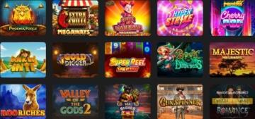 24k Casino Spieleangebot
