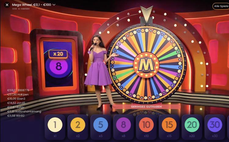 Whamoo Live Casino