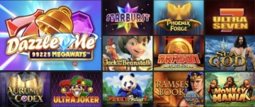 Whamoo Casino Spieleangebot