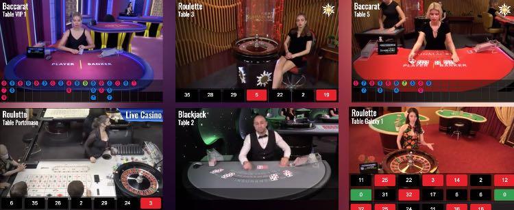 Mr Sloty Live Casino