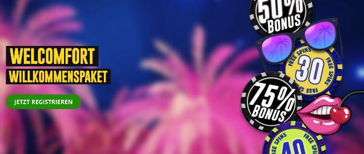 Whamoo Casino Willkommensbonus