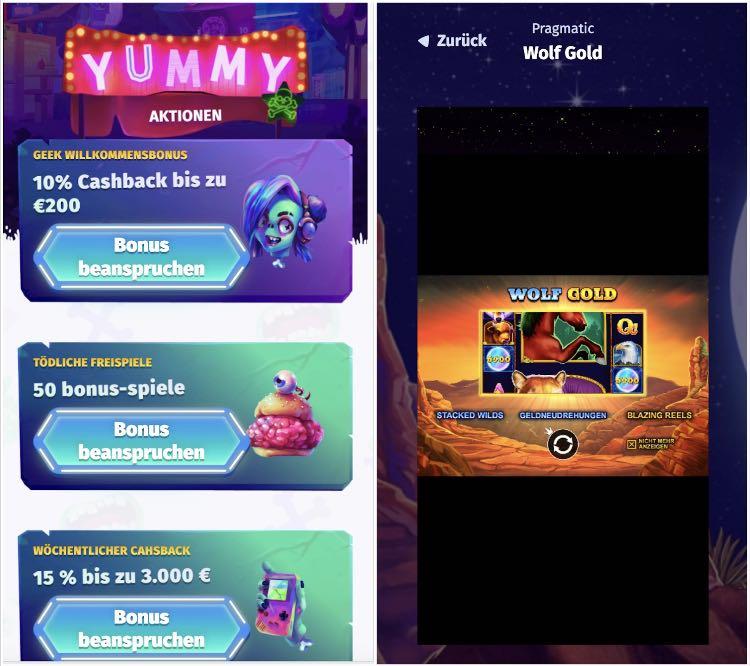 Casombie Casino App