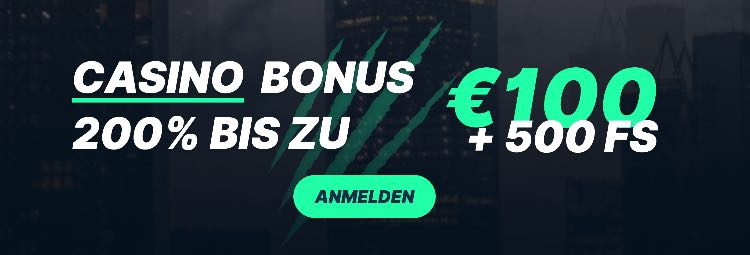 Playzilla Casino Willkommensbonus