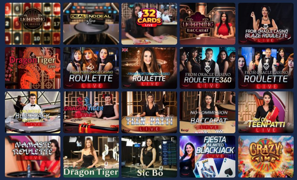 Casoo Live Casino